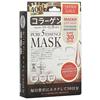 Japan Gals маска Pure 5 Essence с коллагеном