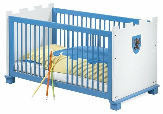 Кроватка Pinolino Ritter Artus