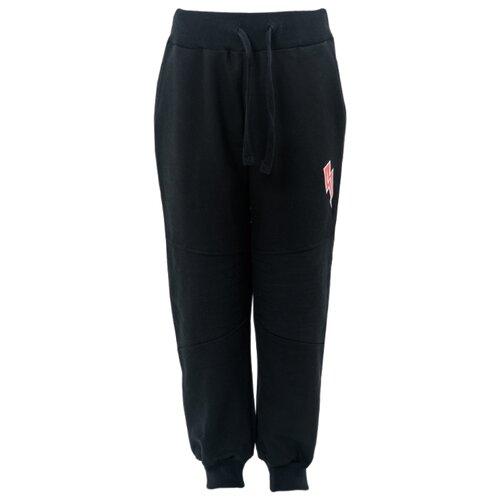 Купить Спортивные брюки Elaria размер 116, черный, Брюки