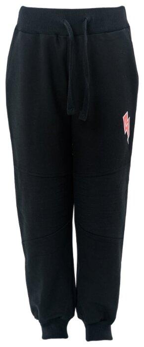 Спортивные брюки Elaria размер 116, черный