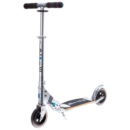 Городской самокат Micro Scooter Flex (SA0010) silver цена 2017
