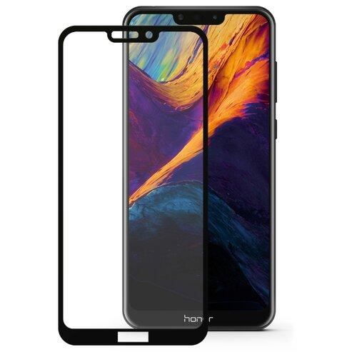 Купить Защитное стекло Mobius 3D Full Cover Premium Tempered Glass для Huawei Honor 8C черный