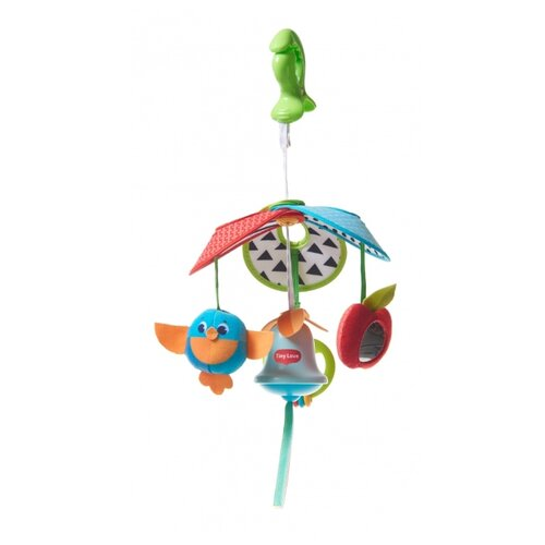 Фото - Подвесная игрушка Tiny Love Солнечная полянка (1113401110) подвес на коляску солнечная полянка 1113401110