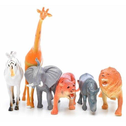 цена на Фигурки 1 TOY В мире животных Дикие животные Т50465