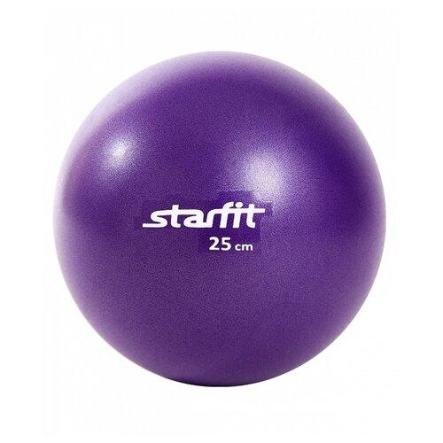 Фитбол Starfit GB-901, меньше 45 см фиолетовый