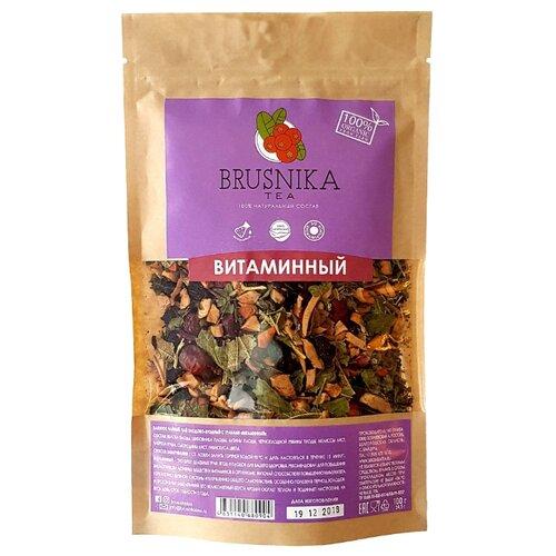 Чайный напиток травяной Brusnika Витаминный, 100 г