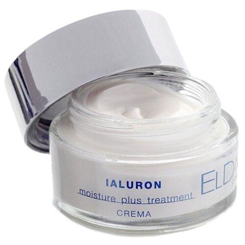 Купить Eldan Cosmetics Ialuron Moisture Plus Treatment Cream Крем 24 часа с гиалуроновой кислотой для лица, 50 мл