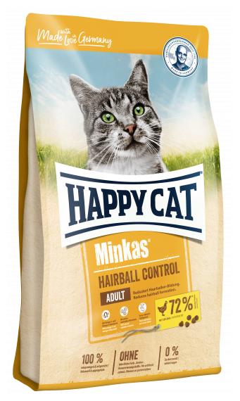 Корм для кошек Happy Cat Minkas