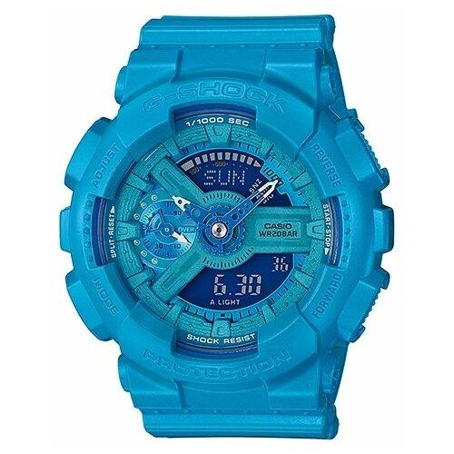 цена Наручные часы CASIO GMA-S110VC-2A онлайн в 2017 году