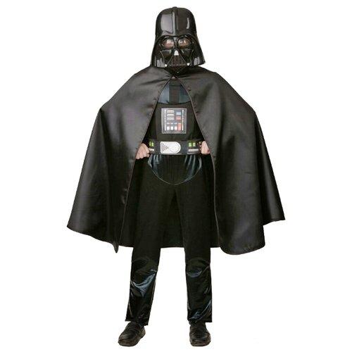Купить Костюм Батик Дарт Вейдер (7040), черный, размер 158, Карнавальные костюмы