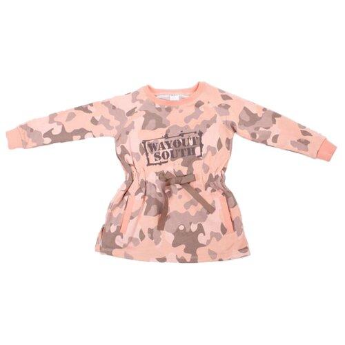 Купить Платье V-Baby размер 140, мультицвет, Платья и сарафаны