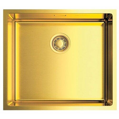 Фото - Интегрированная кухонная мойка 49 см OMOIKIRI Taki 49-U/IF-LG светлое золото кухонная мойка omoikiri taki 44 u if lg 4973520