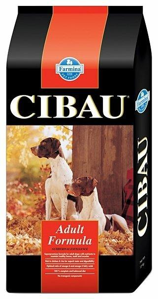 Корм для собак Farmina Cibau 2.5 кг