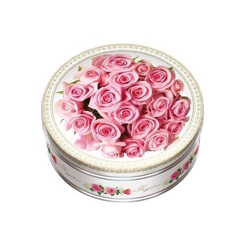 Печенье Monte Christo Розовый этюд с кокосовой стружкой 400 г monte christo прогулка по венеции печенье 400 г