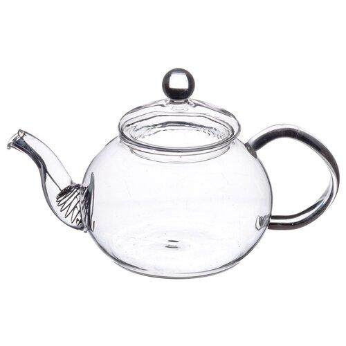 Vetta Чайник заварочный 850157 600 мл, прозрачный