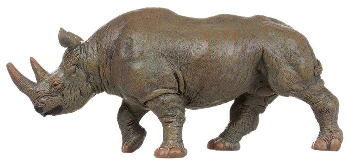 Фигурка Papo Чёрный носорог 50066