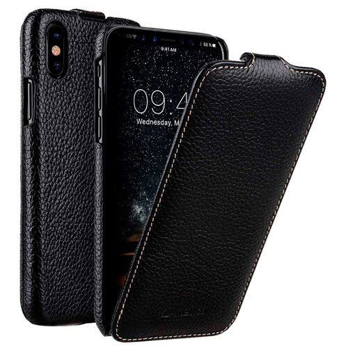 Купить Чехол Melkco Jacka Type для Apple iPhone X/Xs черный