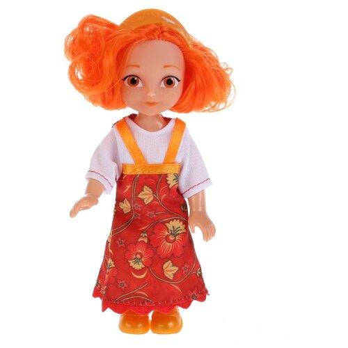 Купить Кукла Карапуз Царевны Варвара, 15 см, PR15-VR-19-RU, Куклы и пупсы