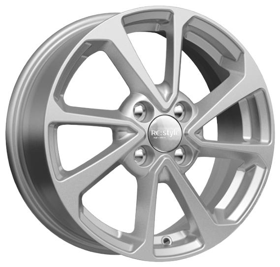 Колесный диск K&K КС861 6x15/4x100 D60.1 ET50 сильвер