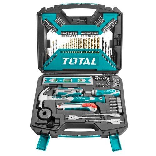 Набор инструментов и оснастки Total (120 шт.) THKTAC01120Наборы инструментов и оснастки<br>