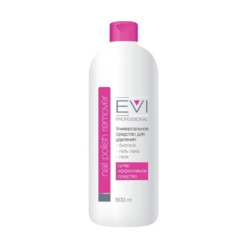 EVI professional Жидкость для снятия биогеля, геля, гель-лака 500 мл