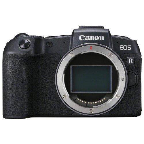 Фото - Фотоаппарат Canon EOS RP Body черный фотоаппарат