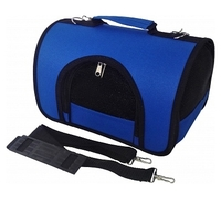 Переноска-сумка для кошек и собак LOORI Z8388 40х25х27 см