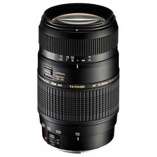 Фото - Объектив Tamron AF 70-300mm f/4-5.6 Di LD MACRO 1:2 (A17) Nikon F съёмник подшипников kraftool 2 захватный внешний 25 80 внутренний 70 130мм 1 43302 080
