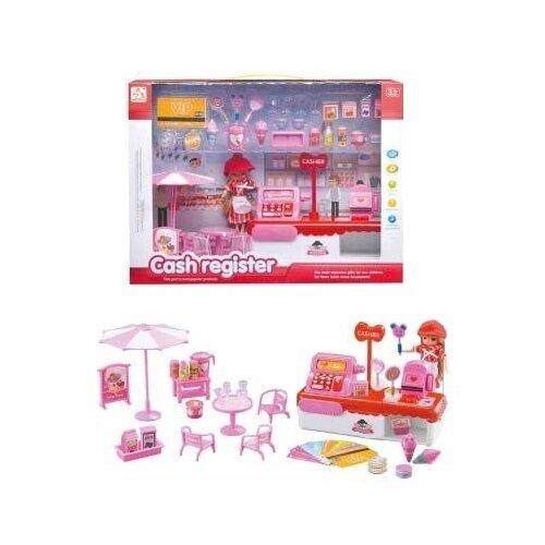 Игровой набор Junfa toys Магазин мороженого 1966-2Игровые наборы и фигурки<br>