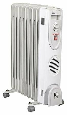 Масляный радиатор SUPRA ORS-09-1