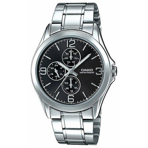Наручные часы CASIO MTP-V301D-1A часы casio mtp v005d 1a