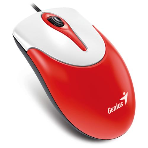 Мышь Genius NetScroll 100 V2 White-Red USBМыши<br>