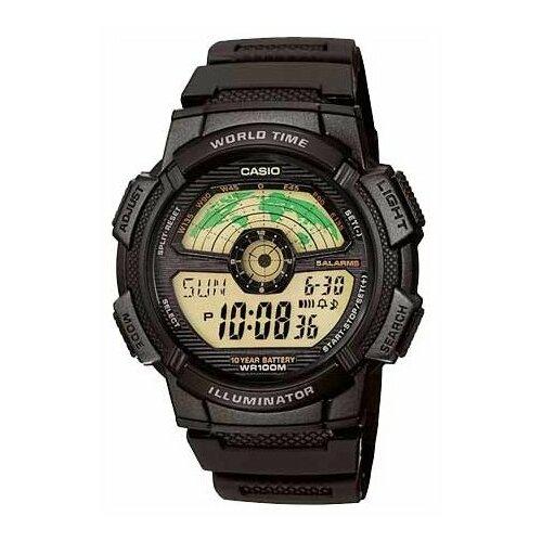 Наручные часы CASIO AE-1100W-1B casio часы casio ae 2100w 4a коллекция digital