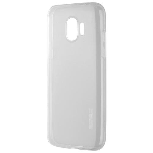 Чехол INTERSTEP Slender для Samsung Galaxy J2 2018 прозрачный  - купить со скидкой