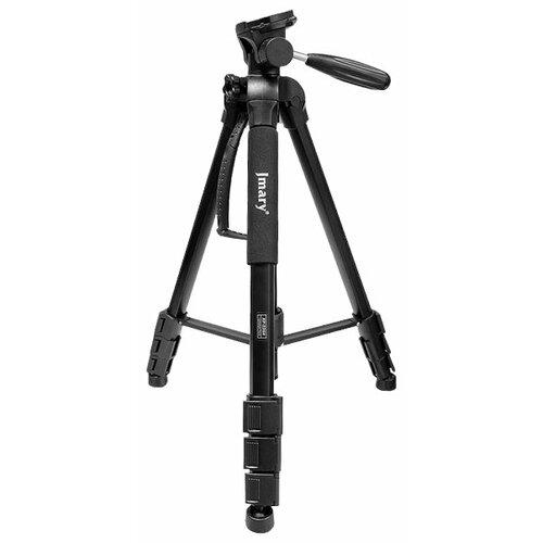 Фото - Штатив Jmary KP-2264 черный штатив для фото видеокамер напольный 800 2100мм jmary mt 75 черный