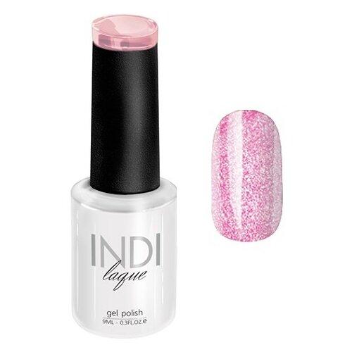Купить Гель-лак для ногтей Runail Professional INDI laque с мелкими блестками, 9 мл, 3105