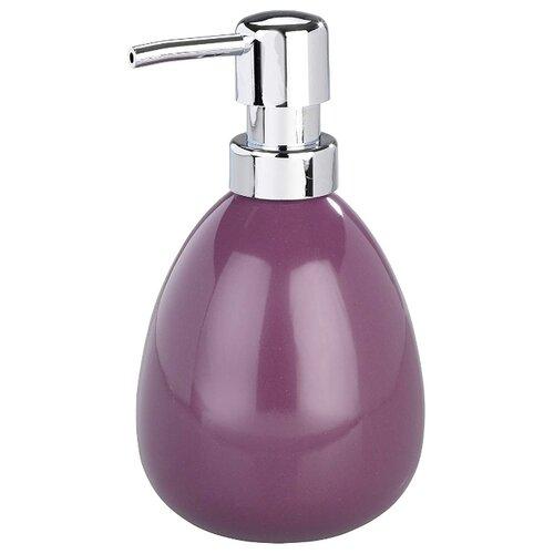 цена на Дозатор для жидкого мыла Wenko Polaris фиолетовый