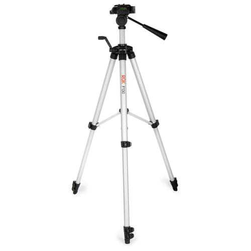 Штатив телескопический RGK F130 черный/серебристый