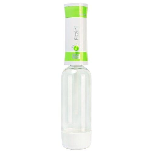 Сифон для газирования воды + баллоны Home Bar Fizzini NG зеленый