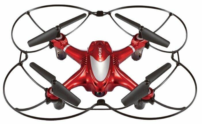Квадрокоптер MJX X700С красный фото 1