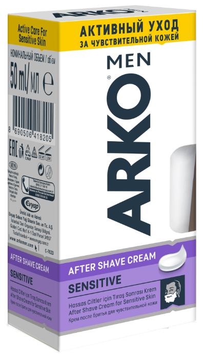Крем после бритья Sensitive Arko