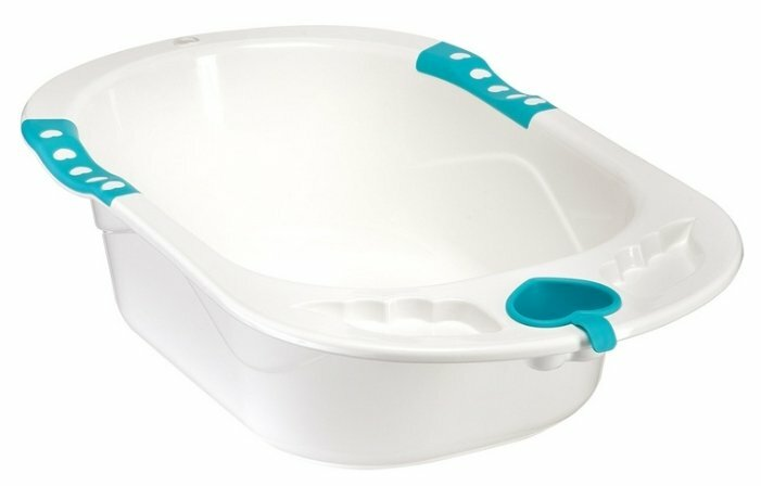 Анатомическая ванночка Happy Baby Bath comfort