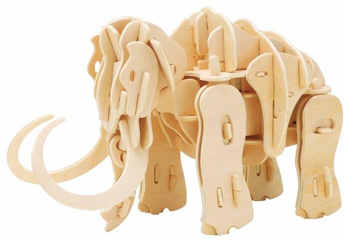 Сборная модель Robotime Мамонт со звуковым управлением (A400),,