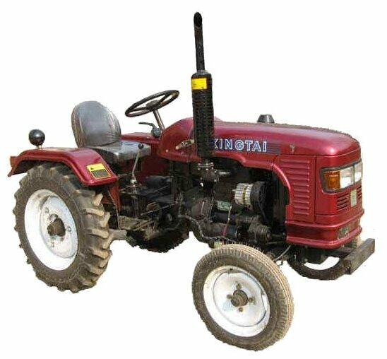 Мини-трактор Xingtai XT-180