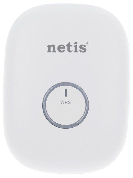 netis Wi-Fi усилитель сигнала (репитер) netis E1+