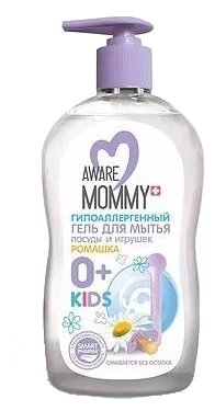 Aware Mommy Гель для мытья посуды и игрушек Kids Ромашка