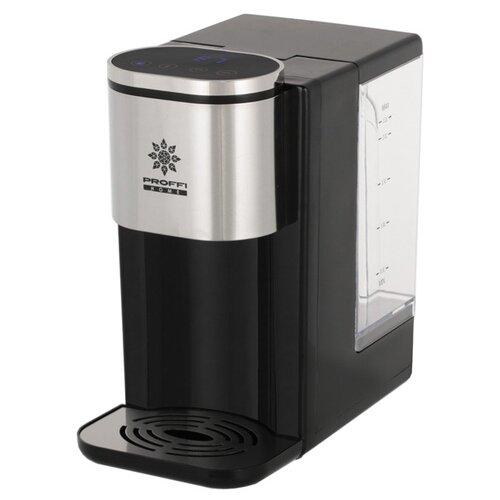 Термопот PROFFI PH8905, черный/серебристыйЭлектрочайники и термопоты<br>