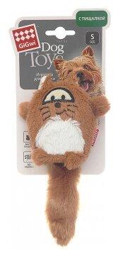 Игрушка для собак GiGwi Dog Toys Лиса (75220)