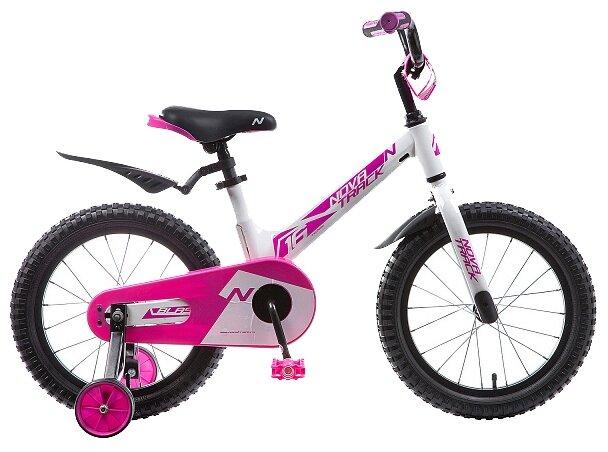 Детский велосипед Novatrack Blast 16 (2019)