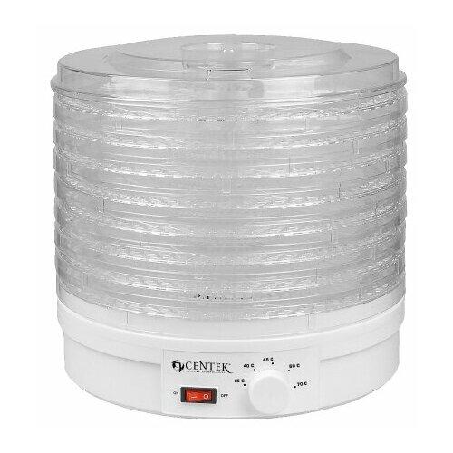 Сушилка CENTEK CT-1656 прозрачный/белый сушилка rix rxd 125 белый